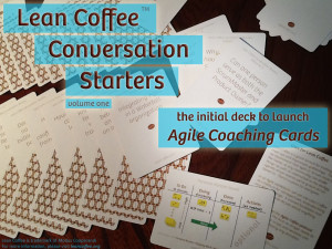 Lean Coffee Conversation Starters, vol.1