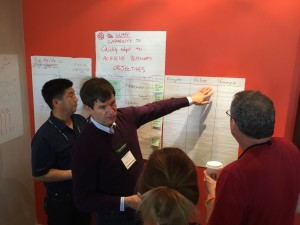 Scrum Coaching Retreat, San Diego 2016