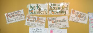Sharon Bowman's take on the Agile Manifesto